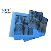 Buy cheap Radiology Blue X Ray Medical Imaging Film 210um Thickness For Epson Inkjet Printer from wholesalers
