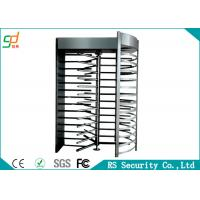 Spots Entertainment Used Full Height Turnstile With Water Resistance Function