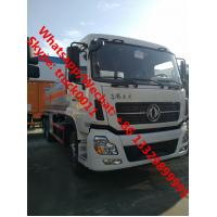 Buy cheap 2018s best price CLW 22,000Liters bulk oil tank delivery truck for sale, Wholesale price 22m3 fuel bowser vehicle from wholesalers