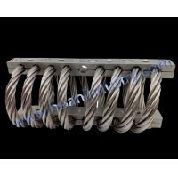 Buy cheap JGX-088-200 Wire Rope Isolator, stainless steel bar and helical cable from wholesalers