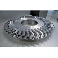 Buy cheap Metal Material Impeller Parts With 5 Axis Machining Faster Cutting Speed from wholesalers