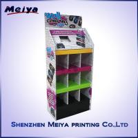 Buy cheap Carton Advertising Cardboard Floor Display Stands For Computer Mouse And Keyboard from wholesalers