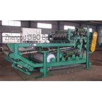Buy cheap Industrial filtering equipment Zhengpu DIBO DY2000 Belt Filter Press from wholesalers