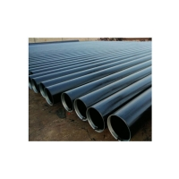 Buy cheap ERW black round steel pipe dn200 welded steel pipe/Tube ASTM A53 / A106 GR.B SCH 40 black iron seamless steel pipe from wholesalers