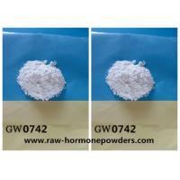 Buy cheap 99% Raw SARM Powder GW0742,GW0742 With HIgh Purity from wholesalers
