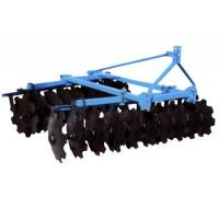 Buy cheap 1BQXJ-1.7 new type mounted and trailed middle disc harrow for hot sale from wholesalers