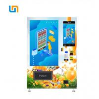Buy cheap Customize Color Combo Automatic Vending Machine Cooling System 2-20℃ from wholesalers