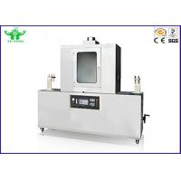 Buy cheap 500W Coal Mine Wire and Cable Fire Burning Testing Equipment withMT386 MT318 from wholesalers