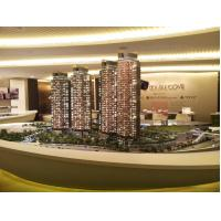 Buy cheap YingHai (DoubleCove) Residential Block-architectural-scale-models from wholesalers