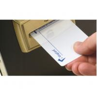 Buy cheap Hotel Access Control Plastic Credit Card Encryption For RFID Lock System from wholesalers