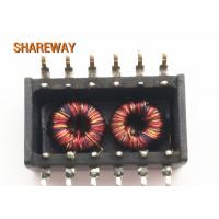Buy cheap 16 Pins Power SMD Lan Transformer Magnetics Ethernet X5585999Z5-F For PoE Switch product