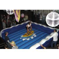 Buy cheap Indoor Inflatable Sports Games Surf Board Simulator For Kids / Adults from wholesalers