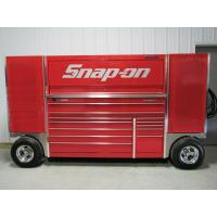 Buy cheap Snap On Candy Apple Red KRLP1032 Triple Bank Pit Box Tool Box TUV Tool Wagon from wholesalers