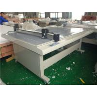Buy cheap Automatic Cloth Sample Cutting Machine Special Cutting Knife And Plotting Pen product
