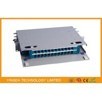 Buy cheap 19 Fiber Optic Patch Panel from wholesalers