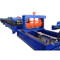 Buy cheap Heavy Duty 1.5mm 12m/Min Floor Deck Roll Forming Machine from wholesalers