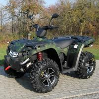 Buy cheap Oil Cooled 400cc Four Wheel Atv Double / Single A - Arm With Aluminum Rim Electric Shift from wholesalers