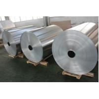 Buy cheap Alloy 8011 Heat Seal Aluminum Foil Jumbo Roll For Bottles SGS Certificate from wholesalers