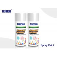 Buy cheap Acrylic Aerosol Spray Paint Various Colors For Crafts / Furniture Decoration from wholesalers