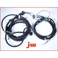 Buy cheap AMP Connector Utility Trailer Wiring Kit With 24 Pitch Flat , PVC and Copper Material from wholesalers