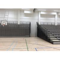 Buy cheap Wall Attached Retractable Theater Seating , Telescopic Seating Systems For Play Areas from wholesalers