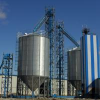 Buy cheap Supply Africa Used Hot-Dipped Galvanized Pressed Steel Water Tank from wholesalers