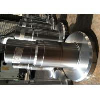 Buy cheap AISI8630 Gear Axis Alloy Steel Forgings Heat Treatment Rough Machined from wholesalers