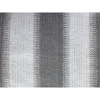 Grey And White Hdpe Balcony Shade Net Custom , 120gsm - 180gsm