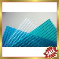 Buy cheap PC hollow panel,twin wall pc sheeting,cell polycarbonate sheet,hollow pc sheeting,multiwall pc sheet-nice building cover from wholesalers