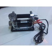 Buy cheap Heavy Duty Black Air Compressor For All Types Of Car Fast Inflation With CE Certificate from wholesalers