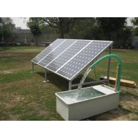 Buy cheap 270W 24V DC Solar panels water pump inverter machine cutomize from wholesalers