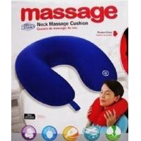 Quality U Shape Travel Neck Pillow Massager for sale