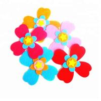 Buy cheap Card Making Flower Die Cut Felt Party Wedding Wall Decoration Eco Friendly from wholesalers