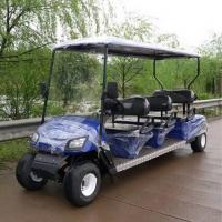 Buy cheap 6 seaters electric golf cart,club cart for sale from wholesalers