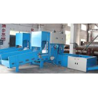 Buy cheap Idustrial Waste Infertility Cotton Waste Opening Machine , Textile Waste Recycling Machine from wholesalers