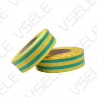 Buy cheap HTD Type Heat-shrinkable Tube Yellow & Green Assortment Ratio 2:1 Polyolefin Heat Shrink Tub from wholesalers