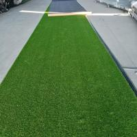 Buy cheap Plastic 40mm Outdoor Fake Grass For Yard Office Area 4 Colors Available from wholesalers