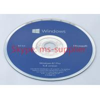 Buy cheap Full Version Microsoft Windows 8.1 Pro Pack 64 Bit Operating System Software For Laptop from wholesalers
