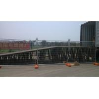 Buy cheap AS4687-2007 Standard Temporary Fence Made In China Top Fence ,42 microns zinc from wholesalers