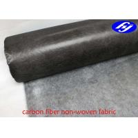 Buy cheap Ultralight Carbon Fiber Fabric Non Woven Surface Carbon Fiber Mat For FRP Processes from wholesalers