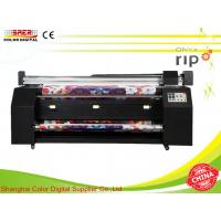 Buy cheap 2 Epson Dx7 Cotton Printing Machine / Roll Digital Cloth Printing Machine from wholesalers