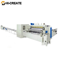 Buy cheap Kitchen Towel Paper Roll Tissue Converting Rewinder Machine from wholesalers
