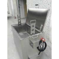 Buy cheap Dirty Kitchen Soak Tank 304 Stainless Steel Soak Tank With Hand Held Control from wholesalers