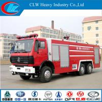 Buy cheap Beiben Euroiii Water Tank Fire-Fighting Truck (CLW1251) from wholesalers