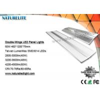 Buy cheap Natural White Double wings LED Panel Lights 60W 4200 - 4500lm 50-60Hz from wholesalers