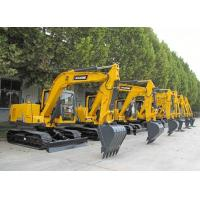 Buy cheap Factory supply new small yellow crawler excavator 0.5m3 bucket from wholesalers