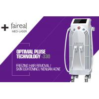 Buy cheap Multifunctional IPL Laser Hair Removal Equipment / Wrinkle Removal Machine from wholesalers