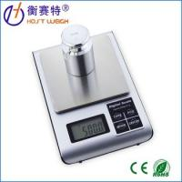Buy cheap HOSTWEIGH digital jewelry scale 1000g 0.1g Mini Portable LCD Electronic Digital Scale Jewelry Pocket Balance Weight from wholesalers