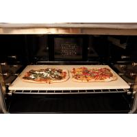 Buy cheap Heat Resistance Baking Refractory Pizza Stone No Odor For Home Oven FDA Certification from wholesalers
