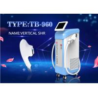 Buy cheap IPL SHR Diode Laser Skin Rjuvanation Hair Removal Equipment 3000 Watt from wholesalers